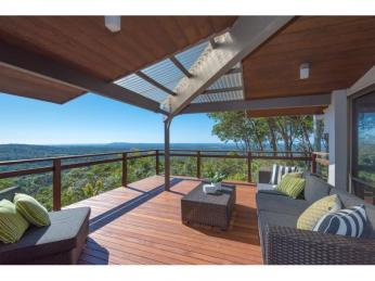 View profile: Elevated coastal character with breathtaking Noosa views