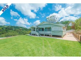 View profile: Charming queenslander on 9.8 acres with views