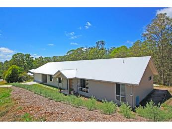 View profile: new home with bush setting & mountain views